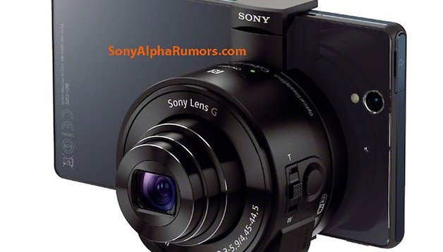 Sony Lens G: attachable camera-lenses work without smartphone too