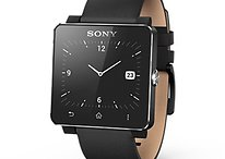 Sony SmartWatch 2: a Water-tight Android Wristwatch with NFC