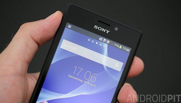Sony Xperia M2 im Test: M wie Mittelmaß