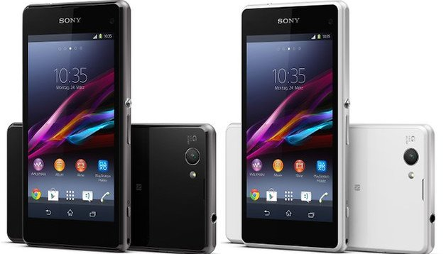 The Xperia Z1 Compact officially appears: the mini Xperia Z1