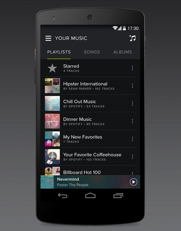 spotify app update 3
