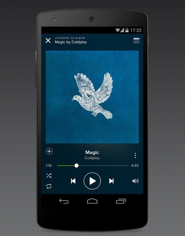 spotify app update 4