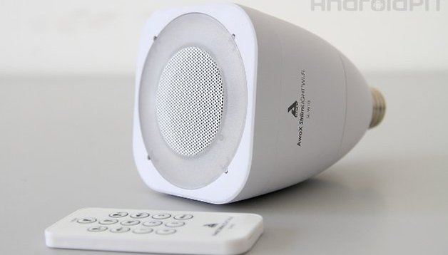 Gadget of the Week: AwoX Striim - LED, Wi-Fi booster and speaker