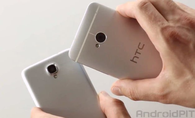teaser alcatel htc one