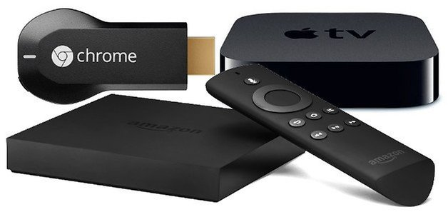 teaser chromecast apple tv fire tv