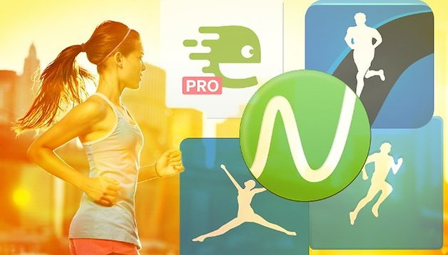 Top 5 Fitness-Apps: Rank und schlank mit Android