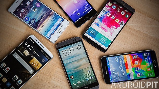 top android smartphones