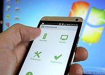 Unified Remote: So wird das Smartphone zur PC-Fernbedienung