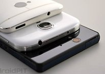 Galaxy S4, HTC One, Xperia Z: confronto foto