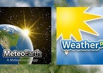 WeatherPro und MeteoEarth für 99 Cent: Rabatt zum fünften Geburtstag
