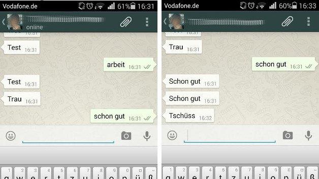Whatsapp Online Status Erlaubt Schlüsse Zu Tagesablauf Und