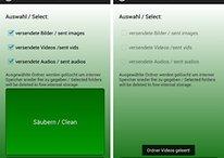 WhatsApp: Gesendete Fotos, Videos und Audiodateien automatisch löschen