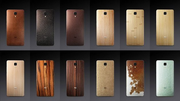 xiaomi m4 backcovers