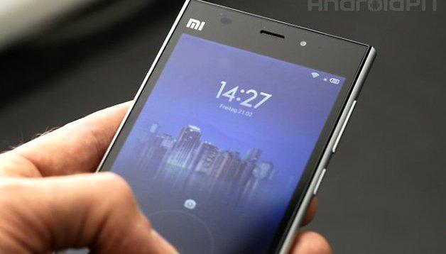 Xiaomi Mi3 im Test: Frischer Wind aus China