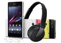 Xperia Z1 Compact vorbestellen: Sony verschenkt Bluetooth-Kopfhörer