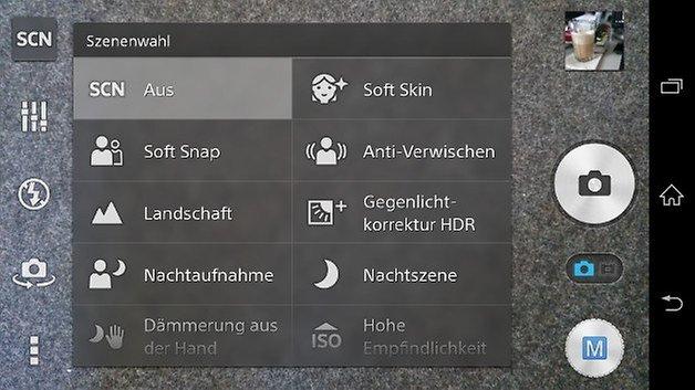 xperia z2 screenshot camera 4