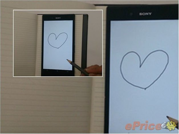xperia zu pencil 2