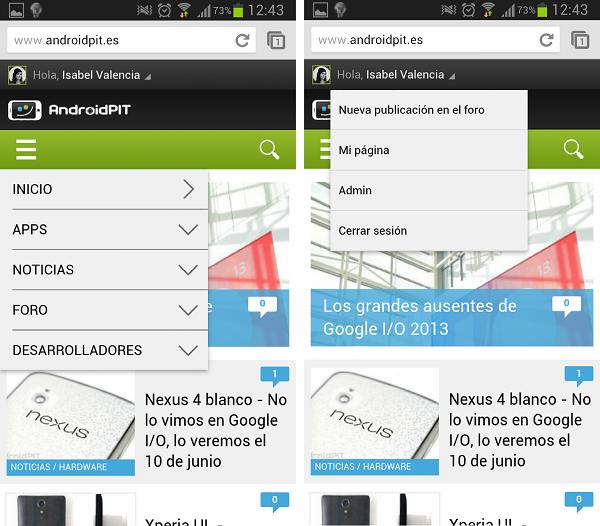 AndroidPIT diseno 3