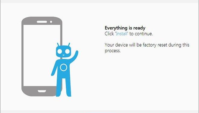 CyanogenMod es Cyanogen - Próximamente en Google Play Store