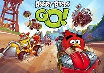 Angry Birds Go! Assista ao vídeo do novo jogo da saga
