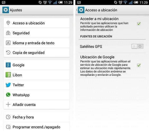 trucos android 3