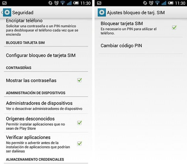 trucos android 4
