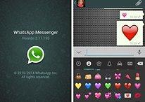 WhatsApp gets animated emoticons [Beta]