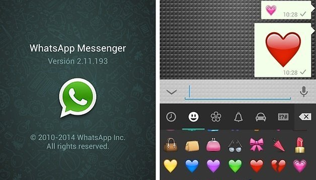 Emoticonos animados en WhatsApp - ¡Descarga la beta! (actualizado)