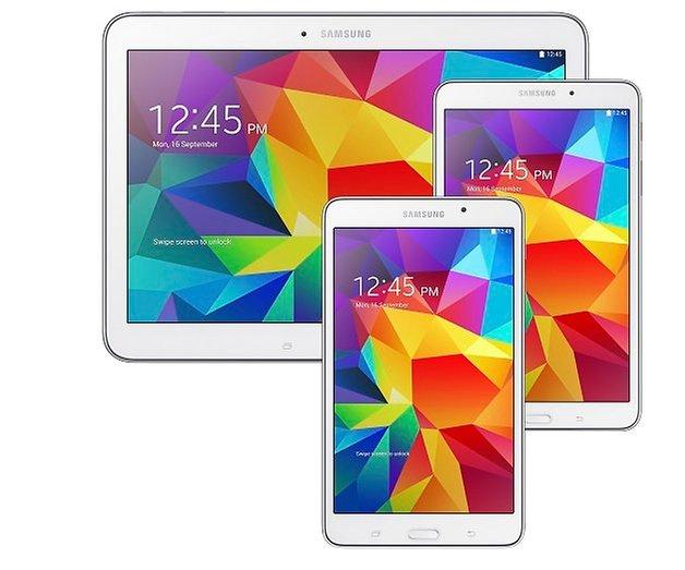 Galaxy Tab4 1