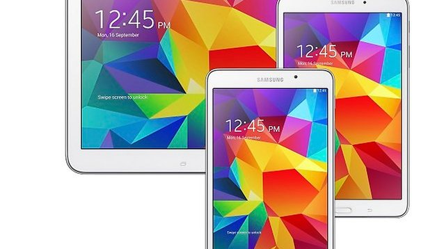 Série Samsung Galaxy Tab 4 lançada oficialmente