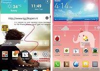 LG G3 estrenaría un nuevo diseño de la interfaz Optimus UI