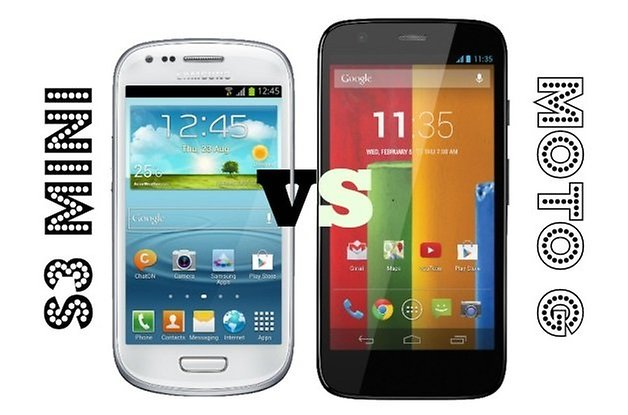 moto g vs galaxy s3 mini