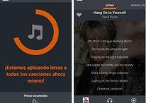 MusiXmatch - La aplicación que adivina las letras de las canciones