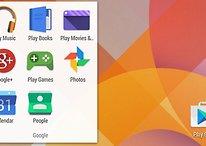 Las aplicaciones de Google cambian de aspecto en Android 4.5
