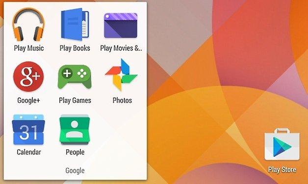 nuevos iconos google