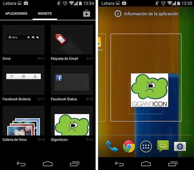 personalizar aplicaciones 3