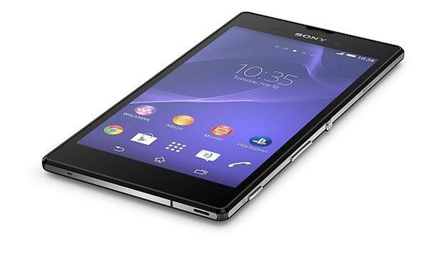 Sony presents the Xperia T3, ''the world's thinnest 5.3-inch smartphone''