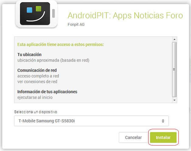 androidpit app