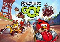 Angry Birds Go! - ¡Empieza la carrera de pájaros!