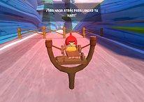 Ya puedes descargar Angry Birds Go!