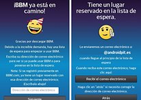 BlackBerry Messenger llega a Android