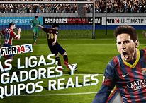FIFA 14 llega a Android gratis y en español