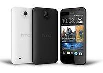 HTC anuncia Desire 300, Desire 601 y otras sorpresas