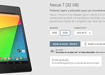 Nexus 7 (2013) - Envío gratis al comprarlo en Google Play Store