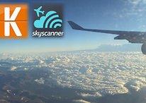 Skyscanner vs Kayak - ¿Cuál es la mejor app para buscar vuelos?