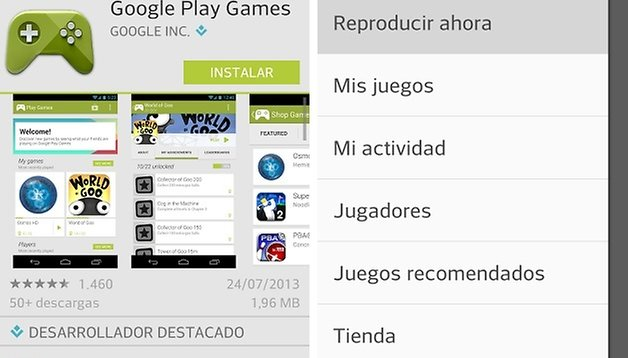 Conociendo Google Play Games