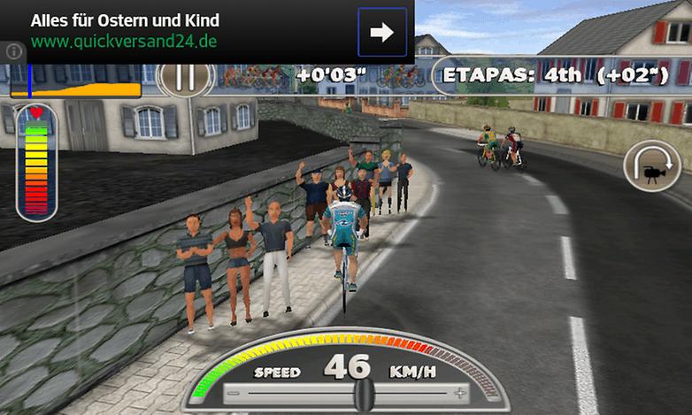 juego bici