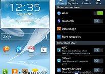 Android 4.3 en el Galaxy Note 2 - Nueva versión de la ROM