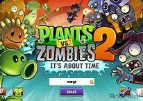 Plants vs Zombies 2 - ¡Probamos el nuevo juego de Android!