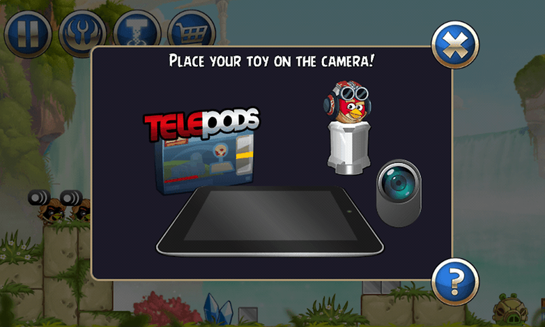 telepods